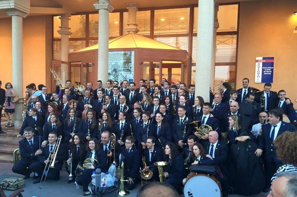 La Banda Municipal de Música consigue un segundo premio en el Certamen Regional de Bandas