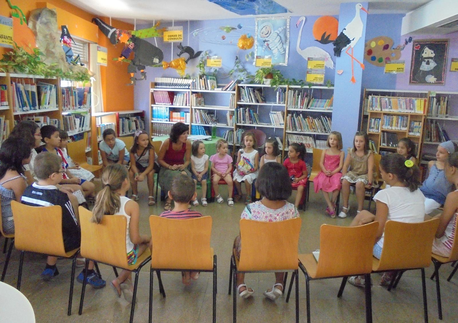 Aprender inglés a través de los cuentos