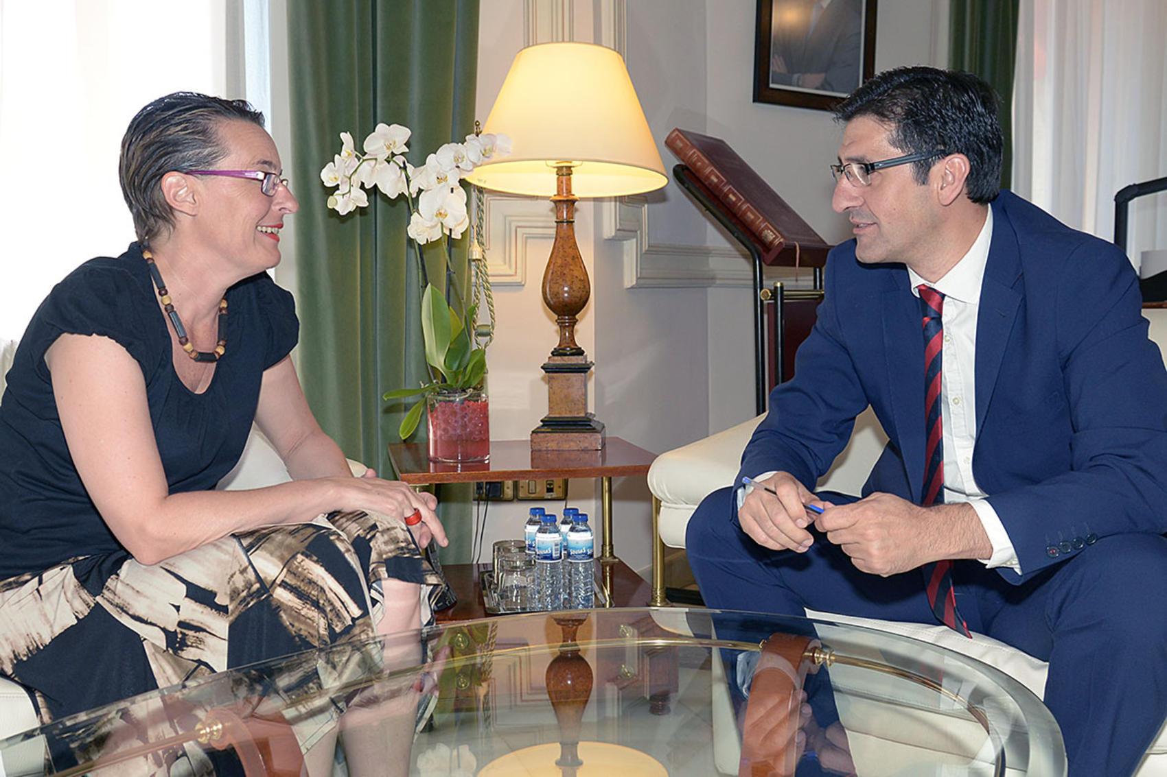 La Diputación aporta 70.000 euros a la financiación del Festival de Teatro de Almagro