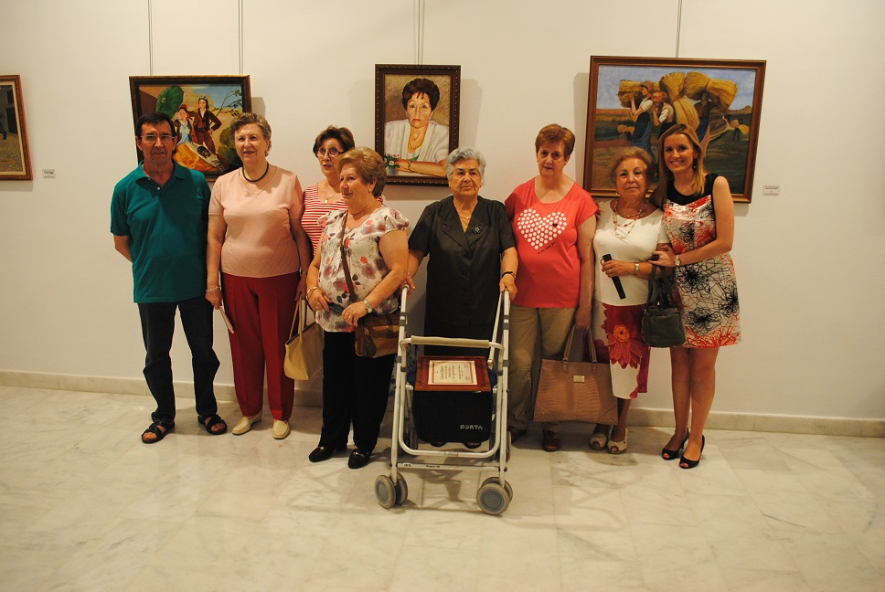 La XXXIV Exposición de Artesanía de los Mayores cierra sus puertas con la entrega de premios