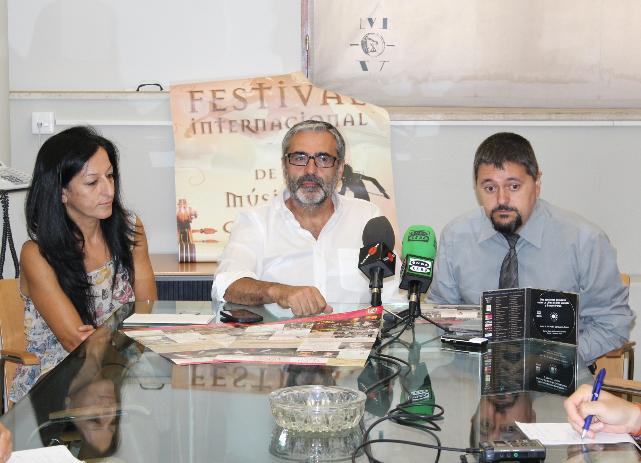 El viernes arranca la VIII edición del Festival Internacional de Música Clásica