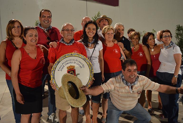 7.000 jóvenes disfrutan de la zurra en el Recinto Ferial de La Granja