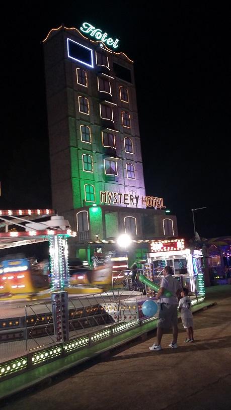 Hotel misterioso 2015