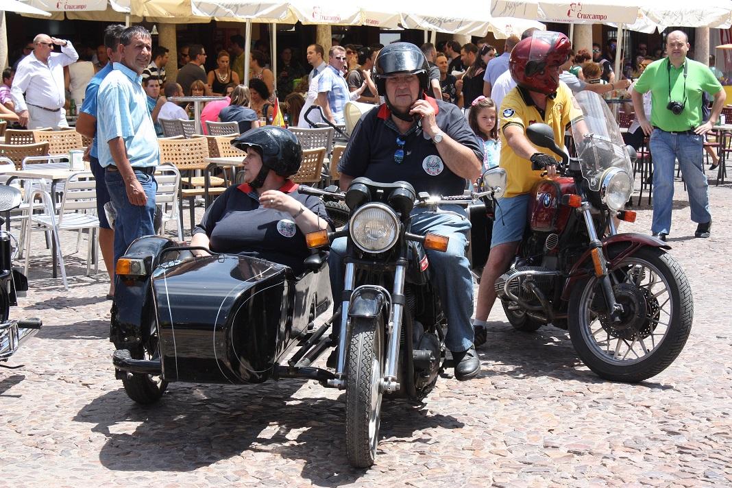"""XV Concentración de Motos Clásicas """"Ciudad de La Solana"""""""