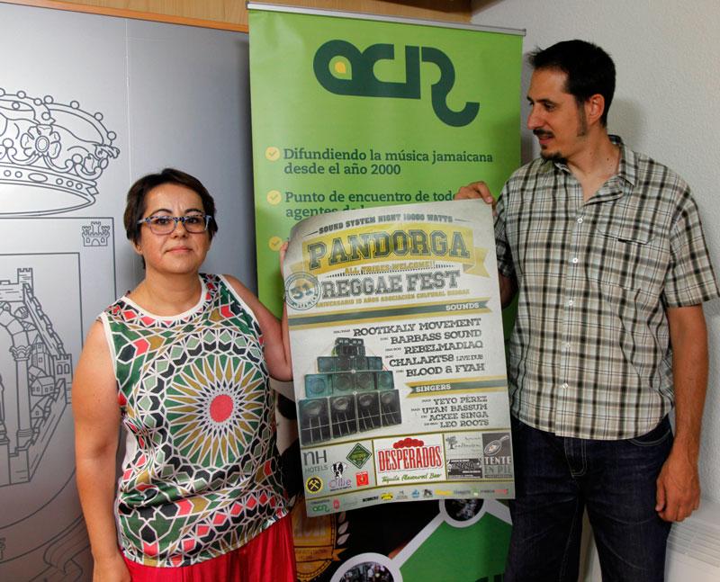 La Talaverana acogerá el 31 de julio el «Pandorga Reggae Fest»