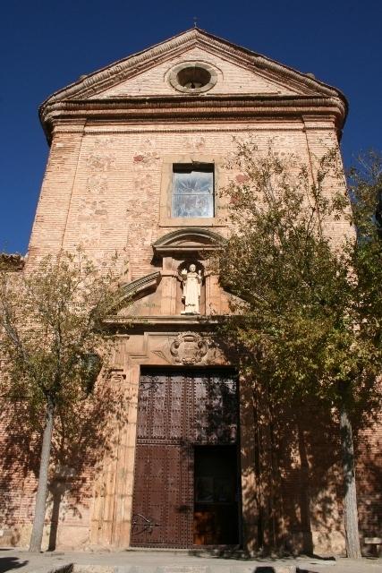 Robo en el interior de la parroquia de San Juan Bautista de la Concepción