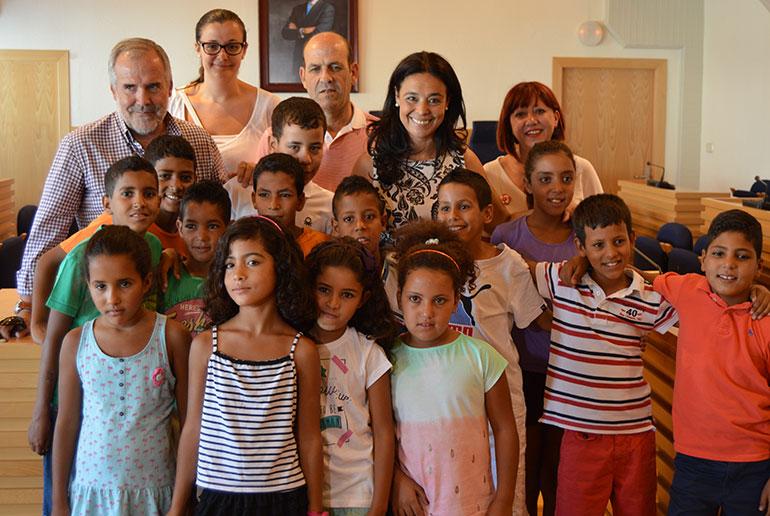Pilar Zamora compromete el apoyo del Ayuntamiento a la Asociación Madraza