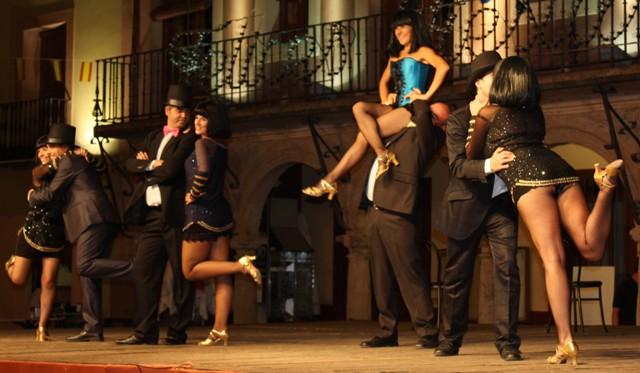 Salsa Flamenca llena un año más la Plaza Mayor de La Solana