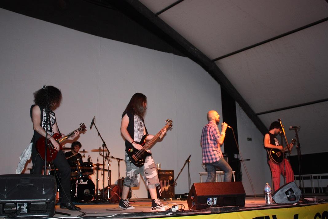 Cuatro grupos en el X Festival Sol Rock de La Solana