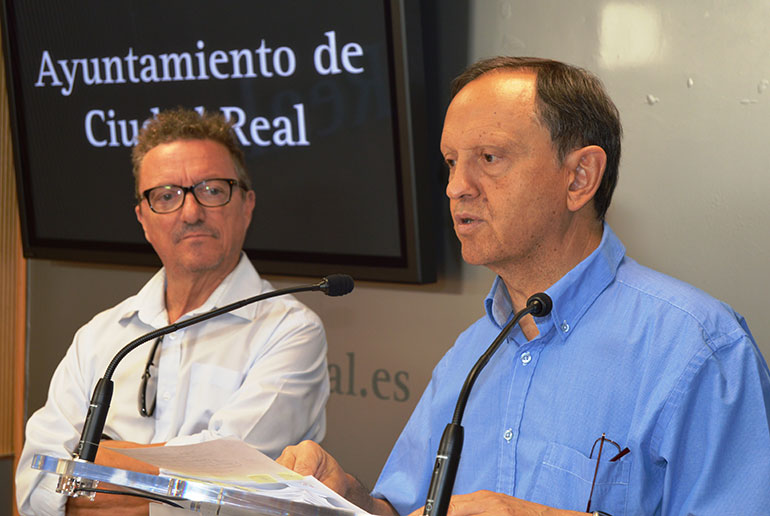 El Ayuntamiento acondicionará 300 nuevos aparcamientos disuasorios en la Barriada del Padre Ayala