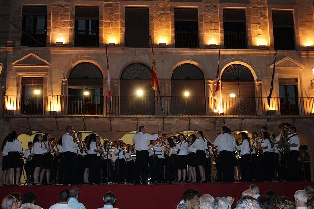 Villanueva de los Infantes acoge el Encuentro de Bandas de Música