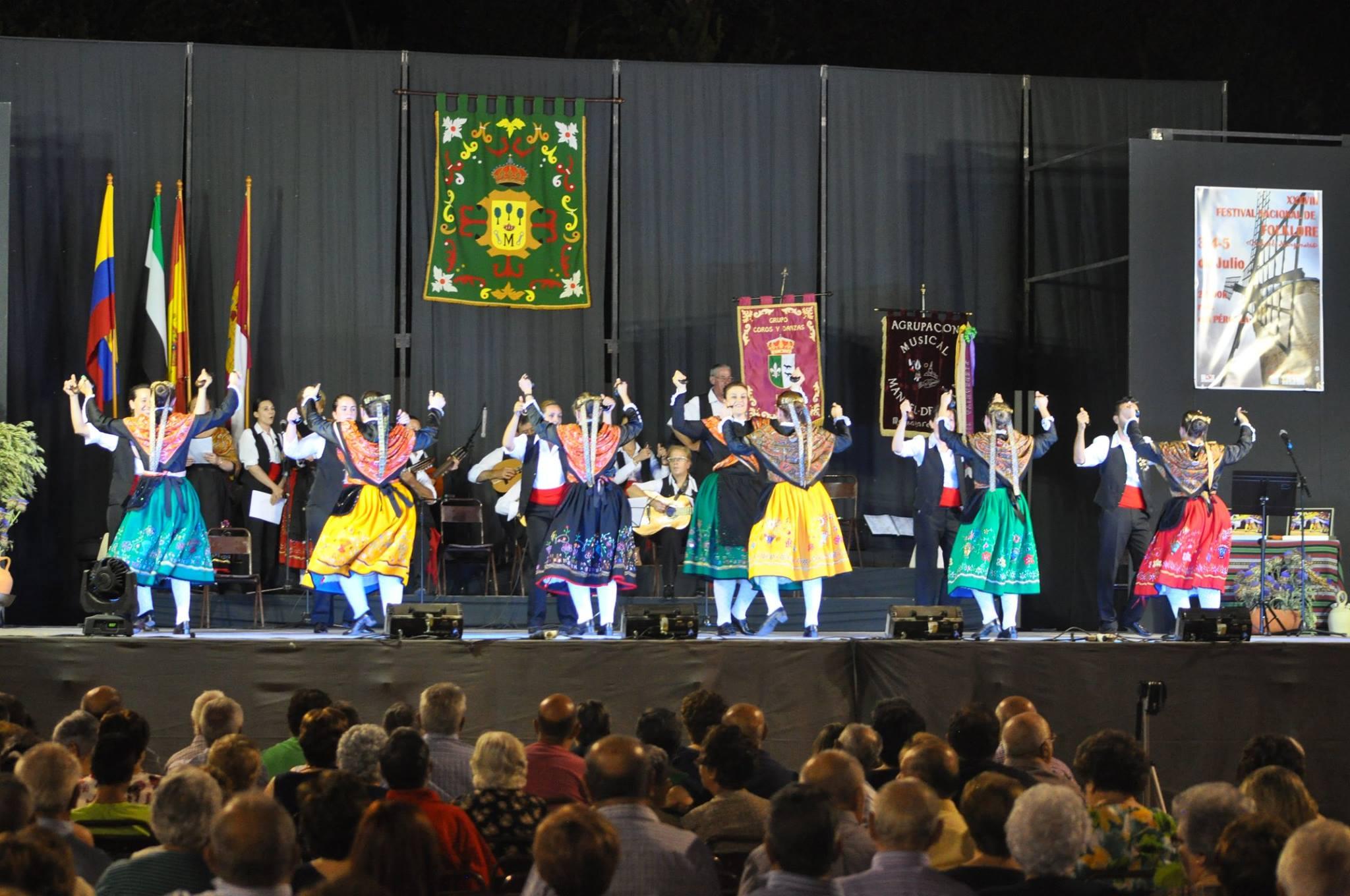 El 38º Festival Nacional de Folklore marca el preludio de la feria