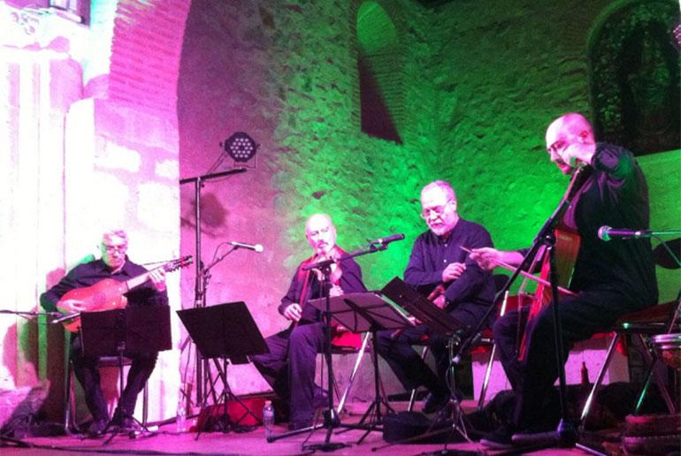 Inaugurado el XII Festival de Música Antigua de Alarcos con gran éxito de público