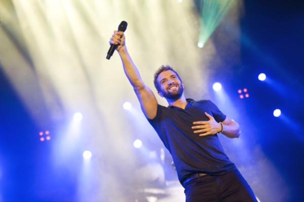 """El """" Punto Accede """" atenderá a las personas con discapacidad en el concierto de Pablo Alborán"""