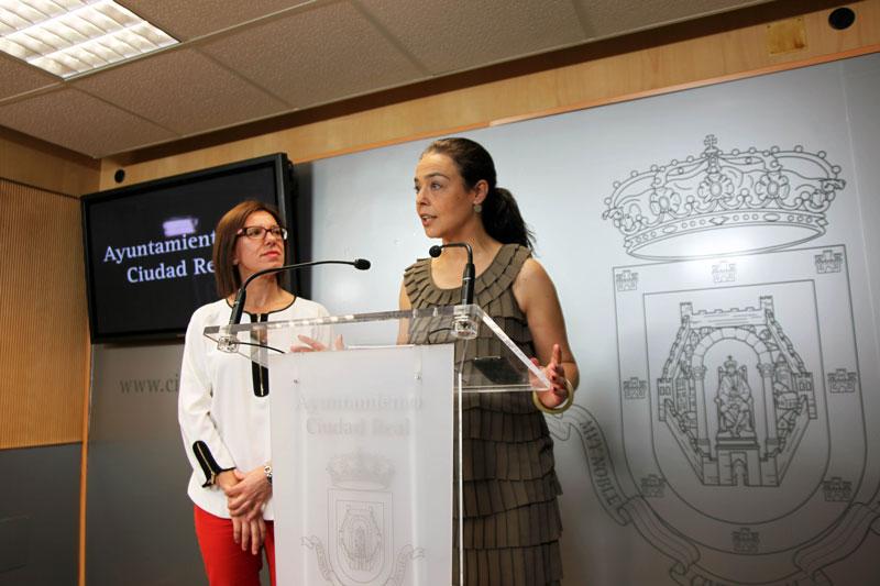 """Pilar Zamora """"la pasarela Ciudad Real Miguelturra se va a hacer"""""""