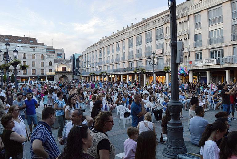 La Noche Blanca volverá en junio a Ciudad Real con presencia en más barrios