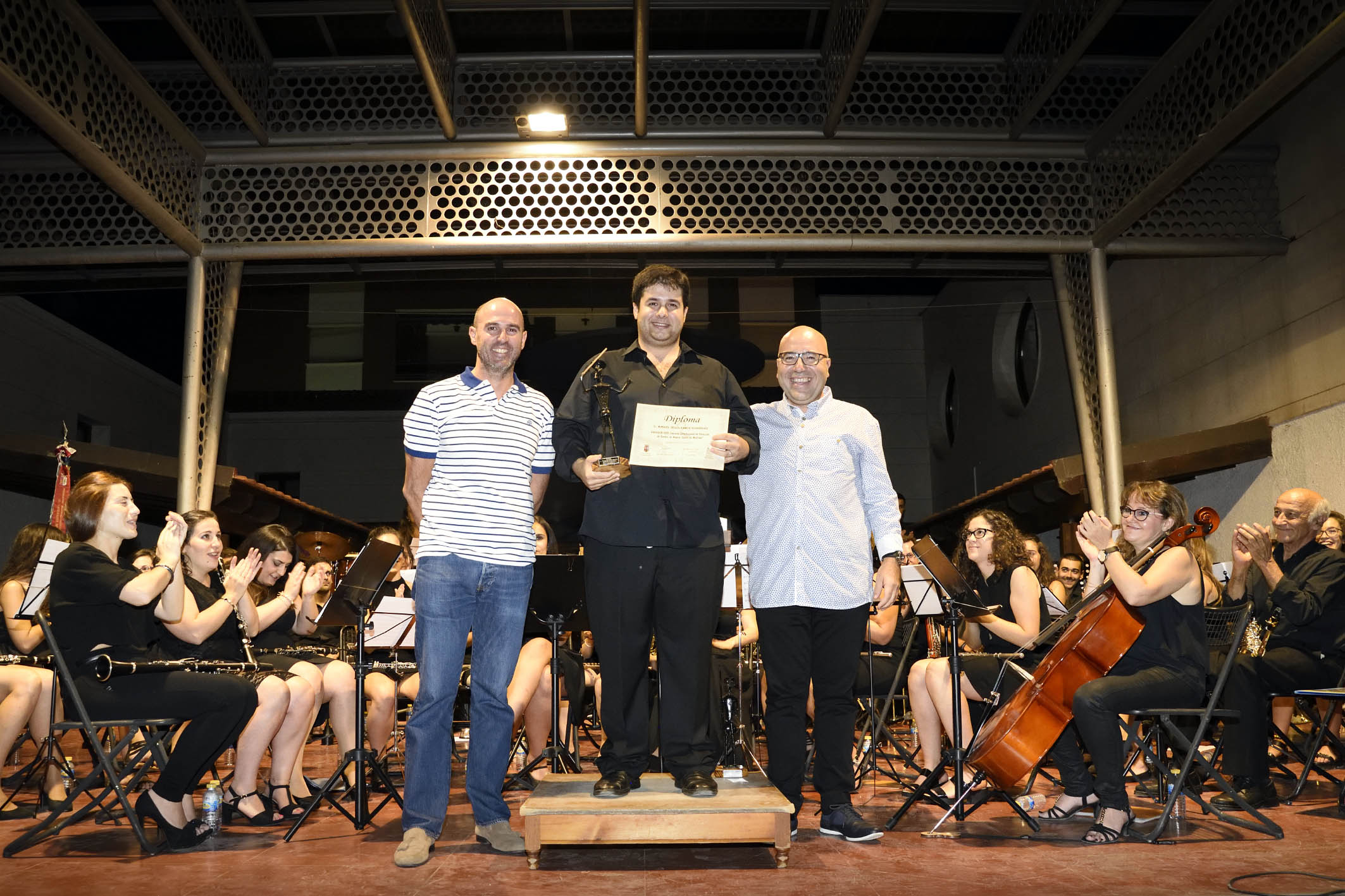 Un gran concierto clausura el XIII Curso Internacional de Dirección de Bandas