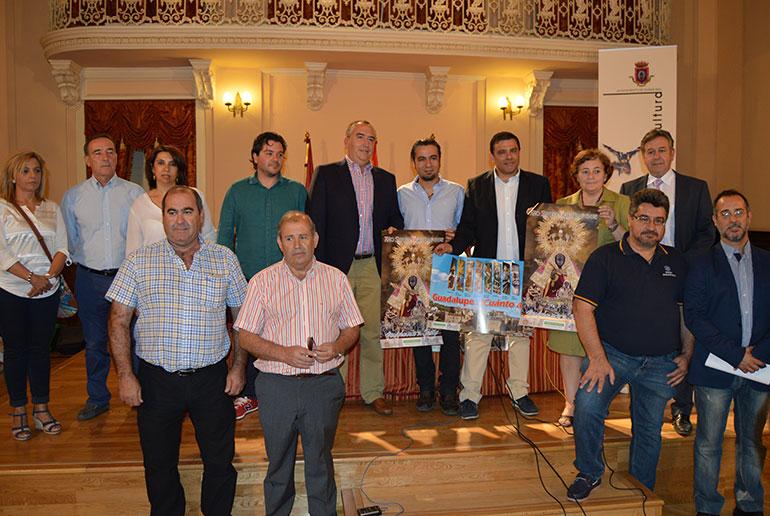 El Año Jubilar Guadalupense que comienza el 6 de septiembre se promociona en Ciudad Real