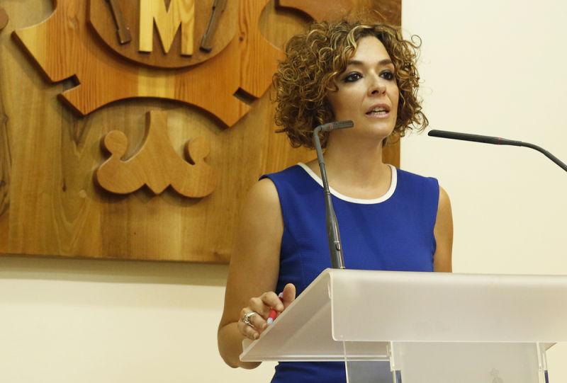 Beatriz Labián anuncia nuevas bolsas de empleo en el Ayuntamiento de Manzanares
