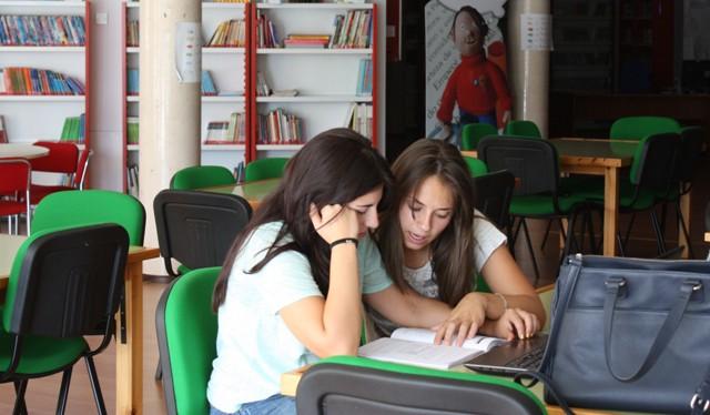 Biblioteca ampliación horario