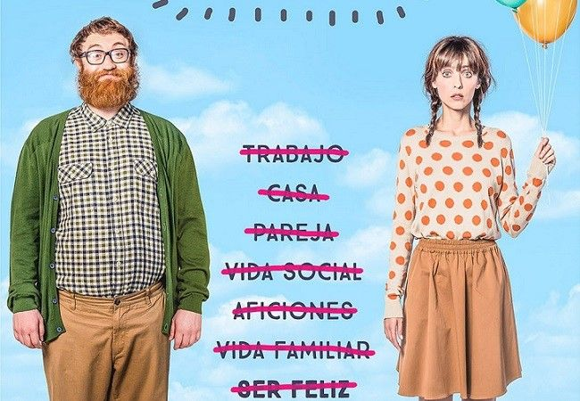 Cartel de la película Requisitos para ser una persona normal