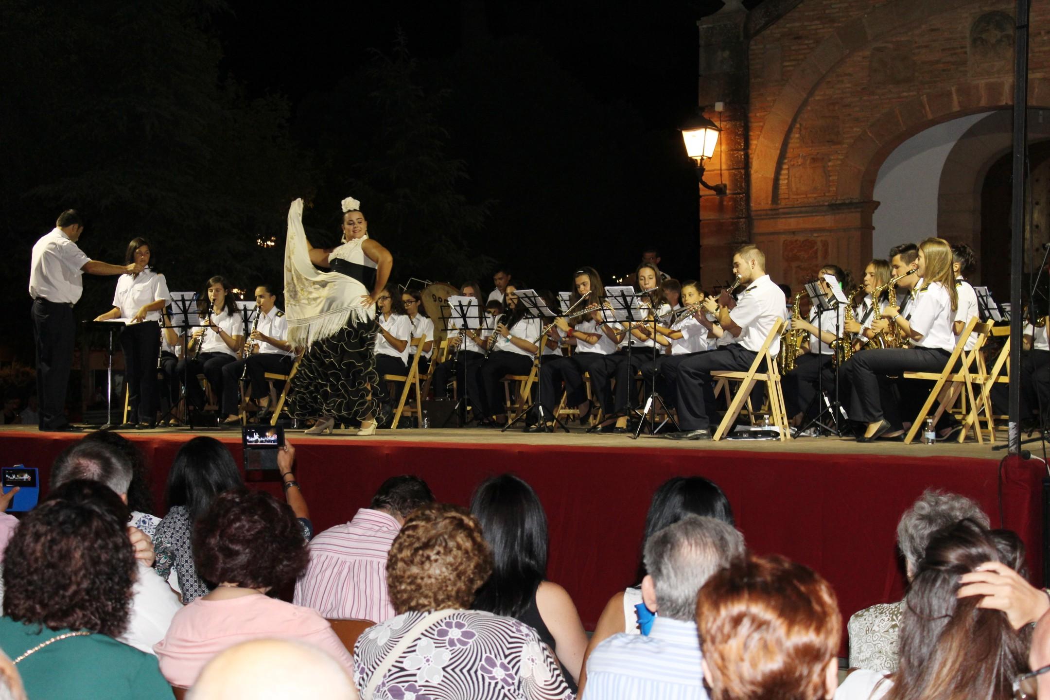Segundo Concierto de Verano de la Agrupación Musical Santa Cecilia