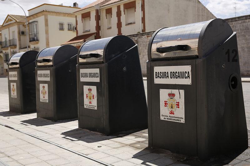La noche del 4 de agosto no habrá servicio de recogida de basuras