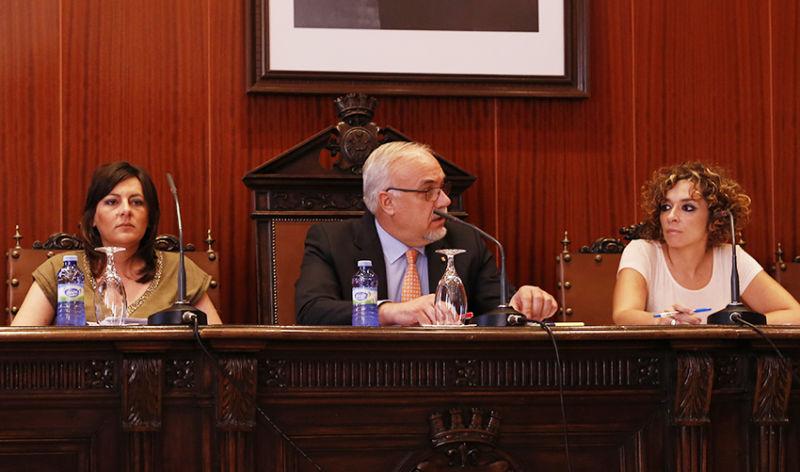 El Pleno aprueba la modificación de las obras del caz