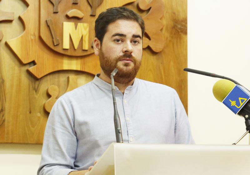 El concejal Pablo Camacho habló de las novedades de la Universidad Popular