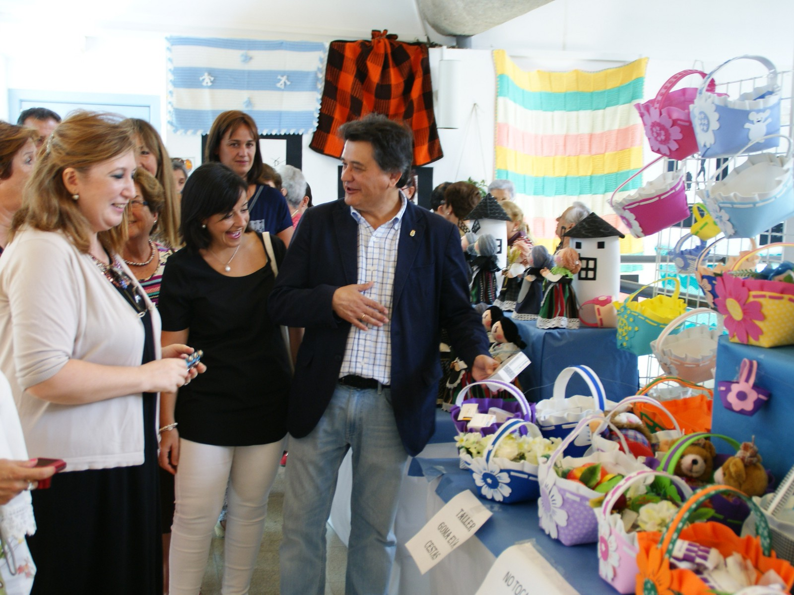 Exposición Centro de Mayores