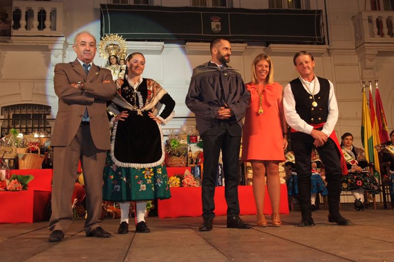 Con un brillante pregón de Jesús Puerta, arranca la Feria y Fiestas de Tomelloso 2015