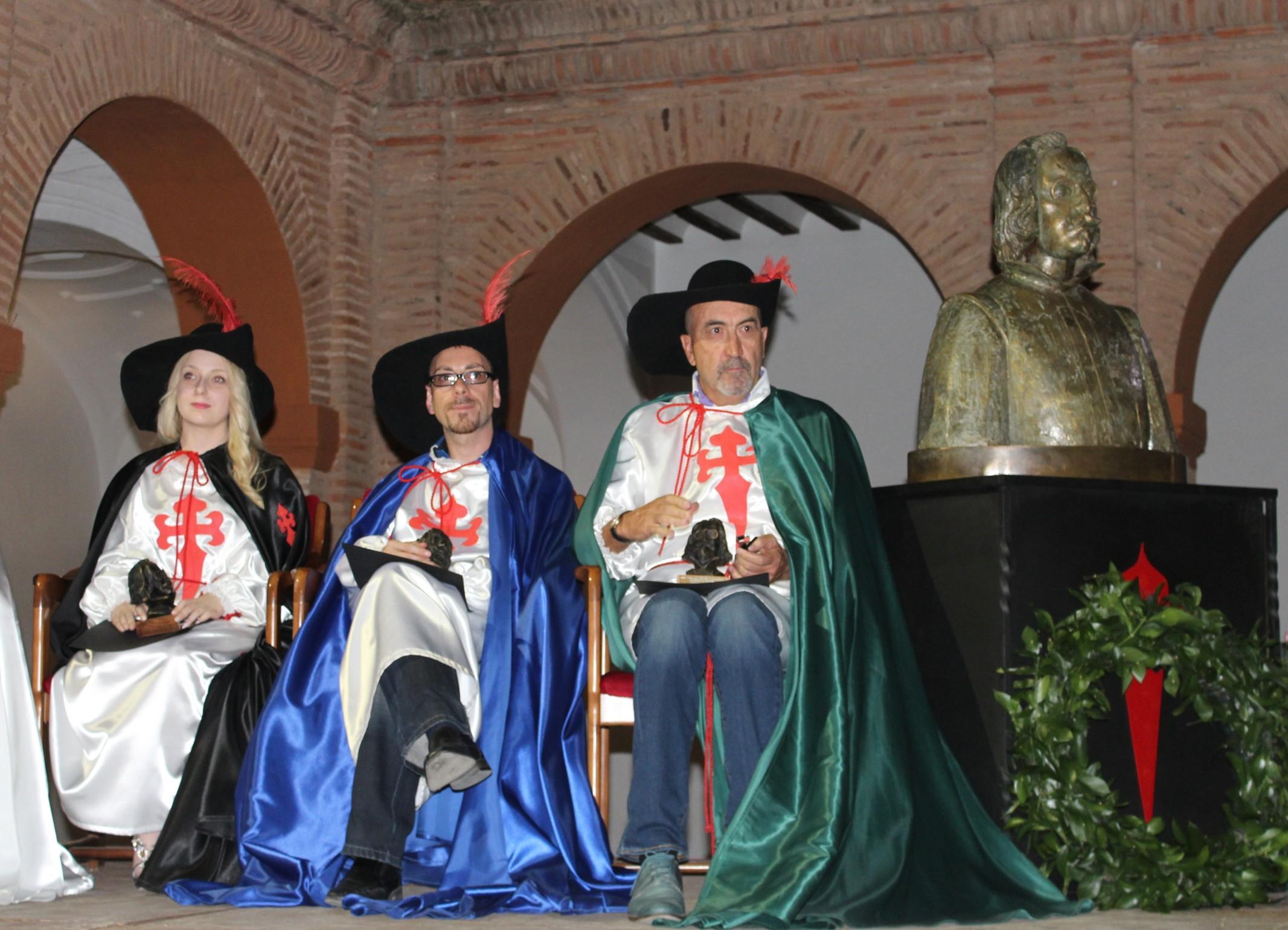 35 años rindiendo homenaje a la poesía y a Francisco de Quevedo