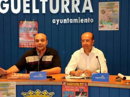 Presentado el del VII Open de Tenis de Tierra Batida Ciudauto de Miguelturra 12 al 23 de agosto