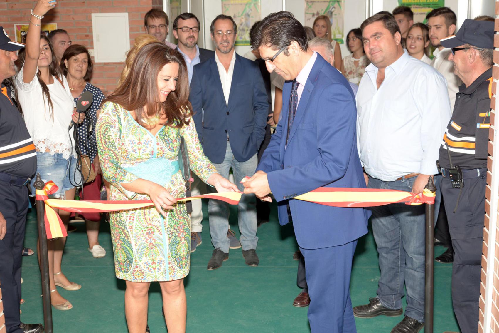 Inauguración MENCATUR 2015
