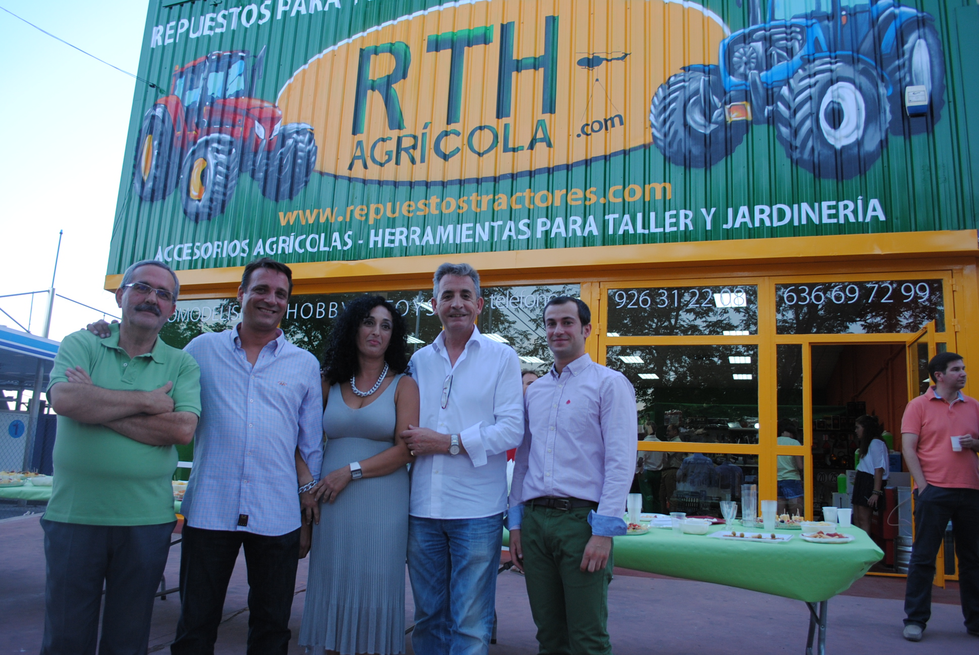 Instalaciones de RTH AGRICOLA