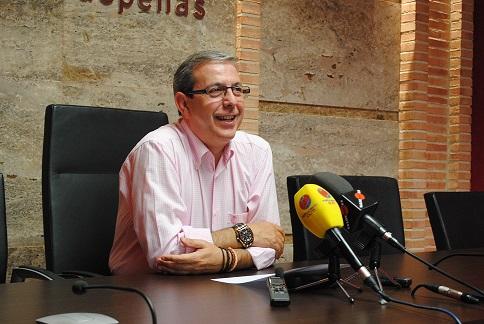 """El Museo del Vino de Valdepeñas acogerá este viernes la """"I Cata de Uvas"""""""