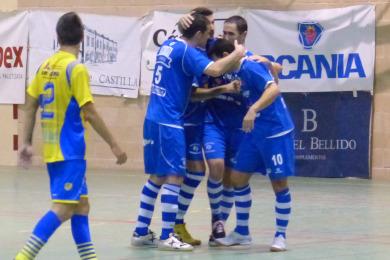 El Manzanares FS Quesos El Hidalgo disputa este sábado su primer test de pretemporada