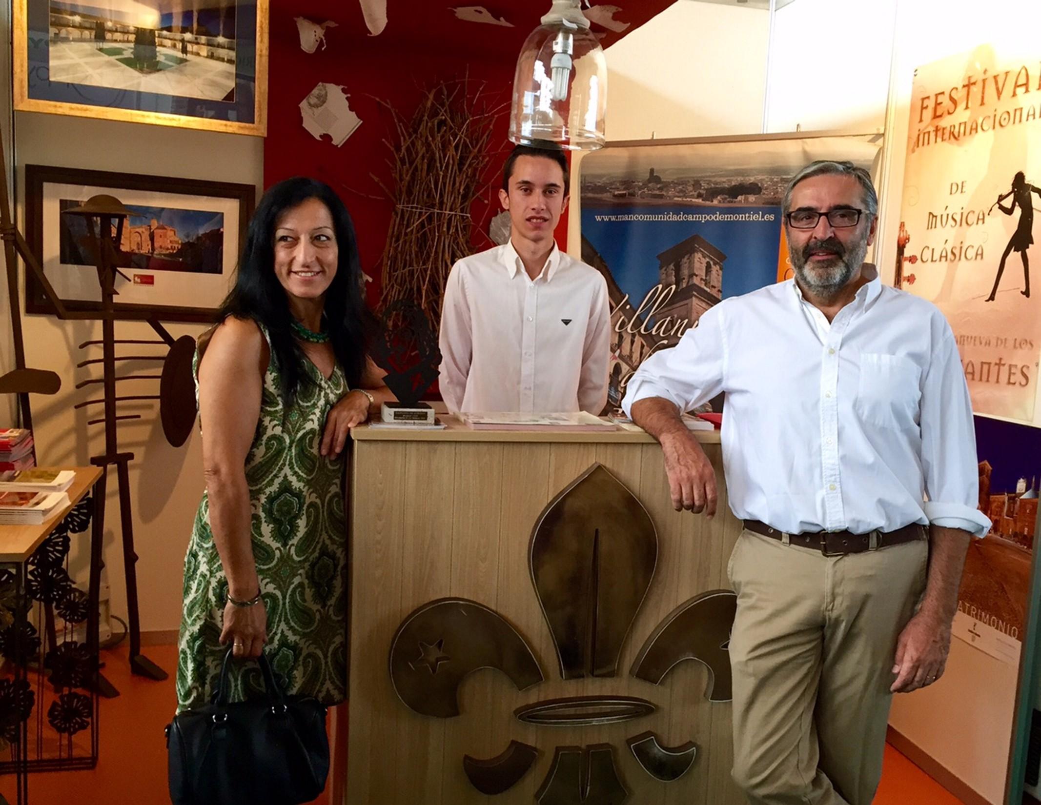 Balance muy positivo de la participación de Villanueva de los Infantes en Mencatur