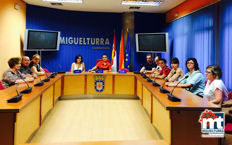 El nuevo guardapasos de Miguelturra, un compromiso electoral del actual Equipo de Gobierno