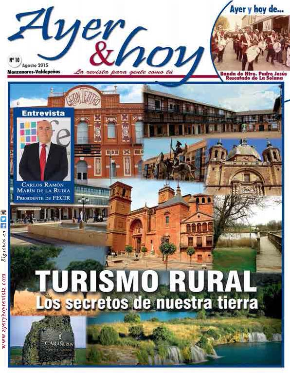 Revista de Agosto 2015 – Manzanares-Valdepeñas