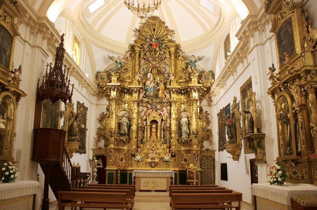 Convento de San José, Malagón