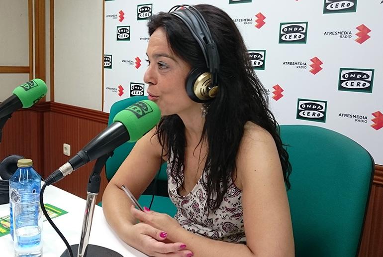 Pilar Zamora en Onda Cero