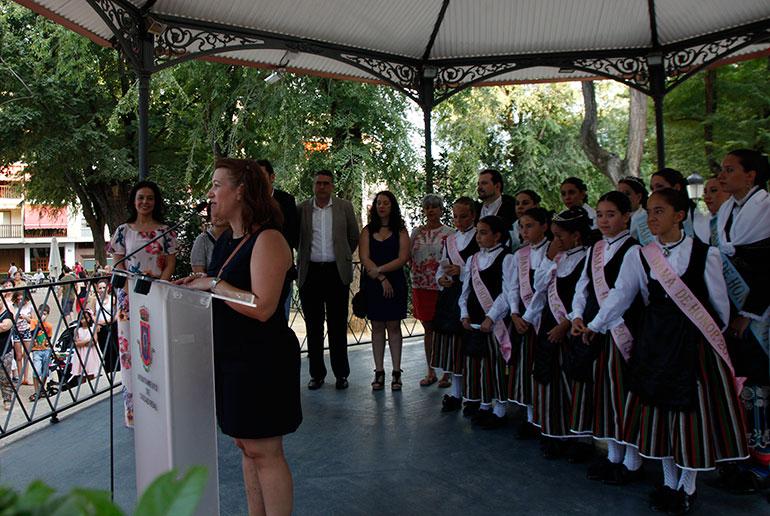 Pregón de Noelia Paulero
