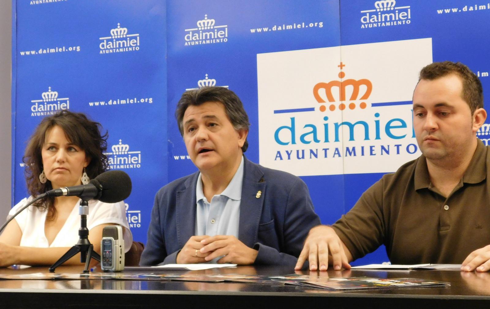 Presentación de la Feria de Daimiel