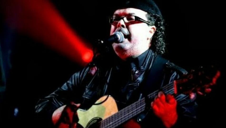 Juan Reina, vocalista de Triana