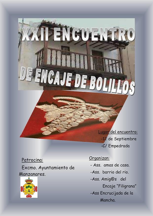 XXII encuentro de encaje de bolillos