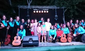 La Tuna Femenina de Almería vencedora del Certamen de Tunas de la Asociación Carlos Eraña