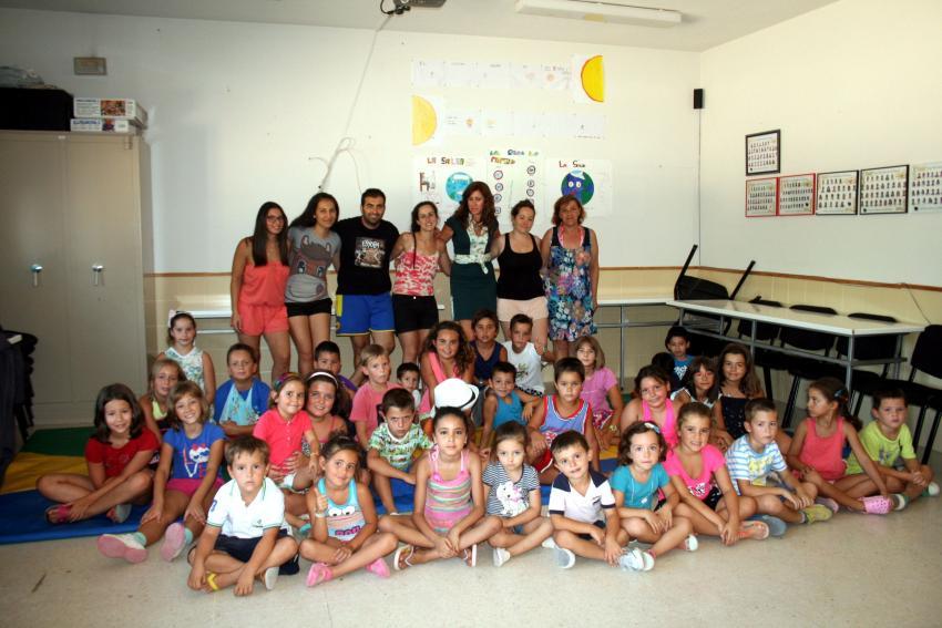 Cursos y talleres para todas las edades llenan las jornadas de las Actividades de Verano de Carrión