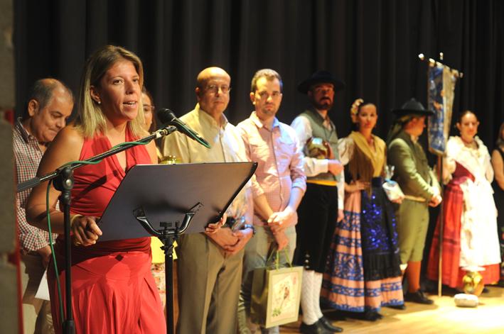 El folklore, protagonista en Tomelloso durante la jornada del sábado