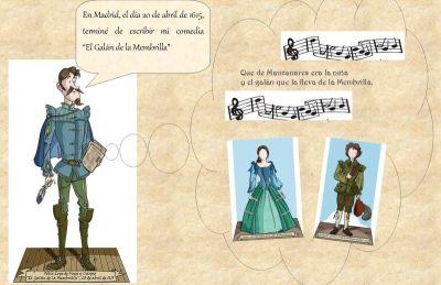 El ' biblioverano ' infantil descubre la historia de 'El galán de la Membrilla'